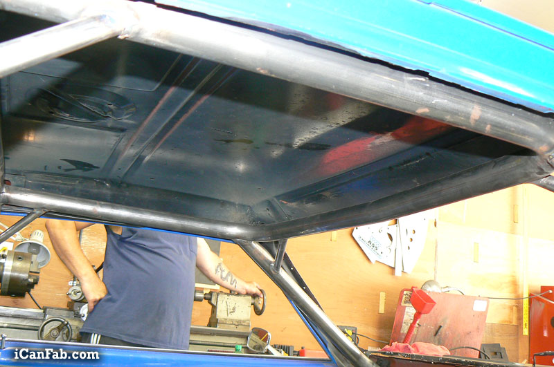 Custom Roll Cage And Chassis Metal Fabrication Tig