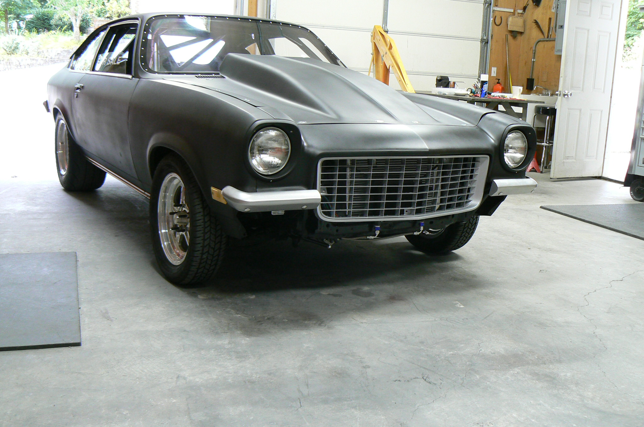 Custom street car - perfect for father and son race team - Metal ...