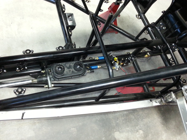 wiring and brakes