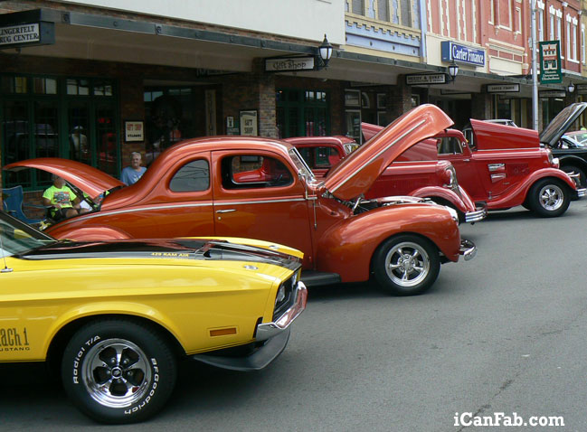 Elizabethton Car Show