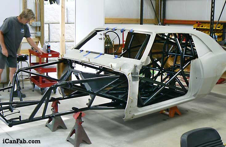 camaro chassis