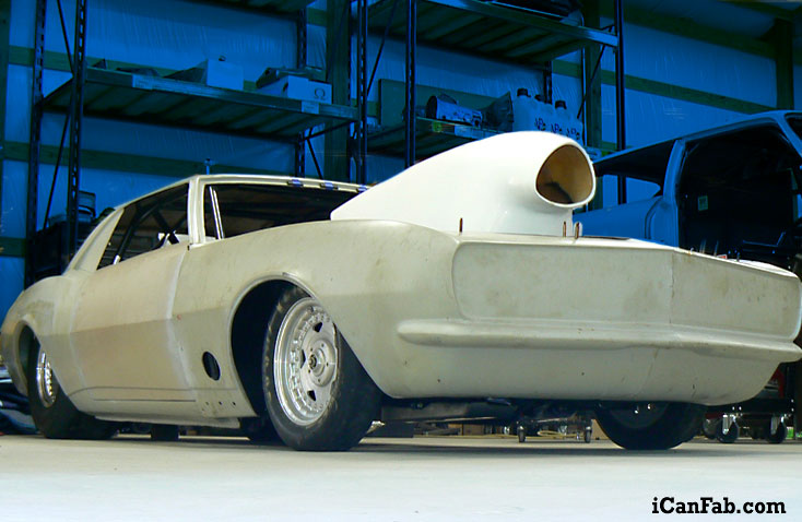 1968 Camaro Rolling Chassis -sold - Metal Fabrication ...