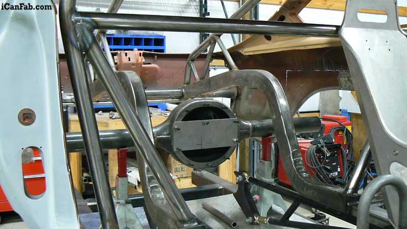 S&W 2x3 frame rails