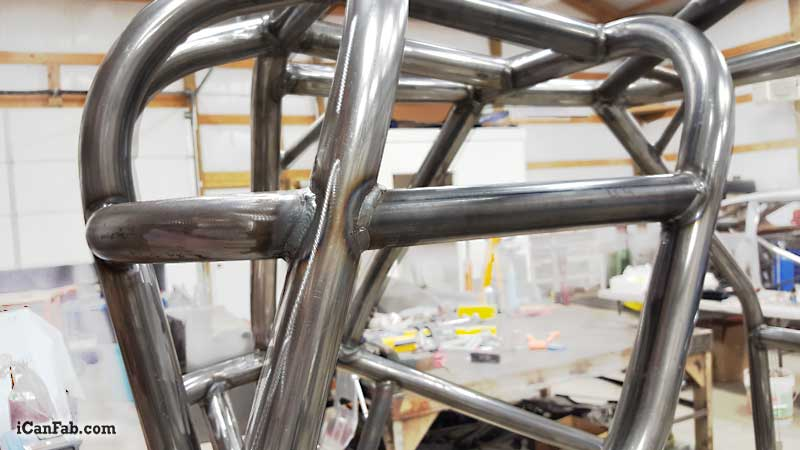 roll cage fabrication - Metal Fabrication | TIG Welding