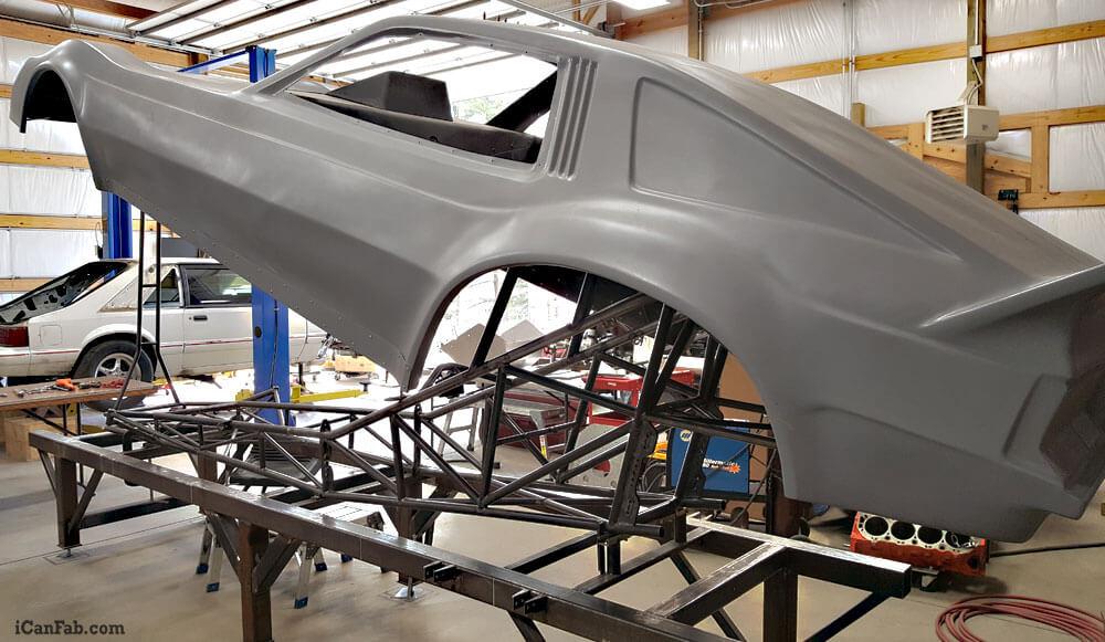 della-woods-drag-racing-project_2 - Metal Fabrication | TIG Welding