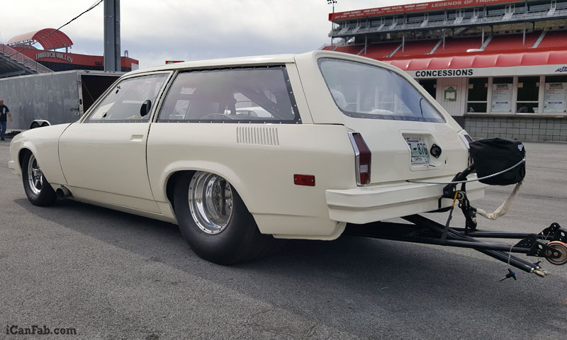 Vega Wagon Drag Car For Sale