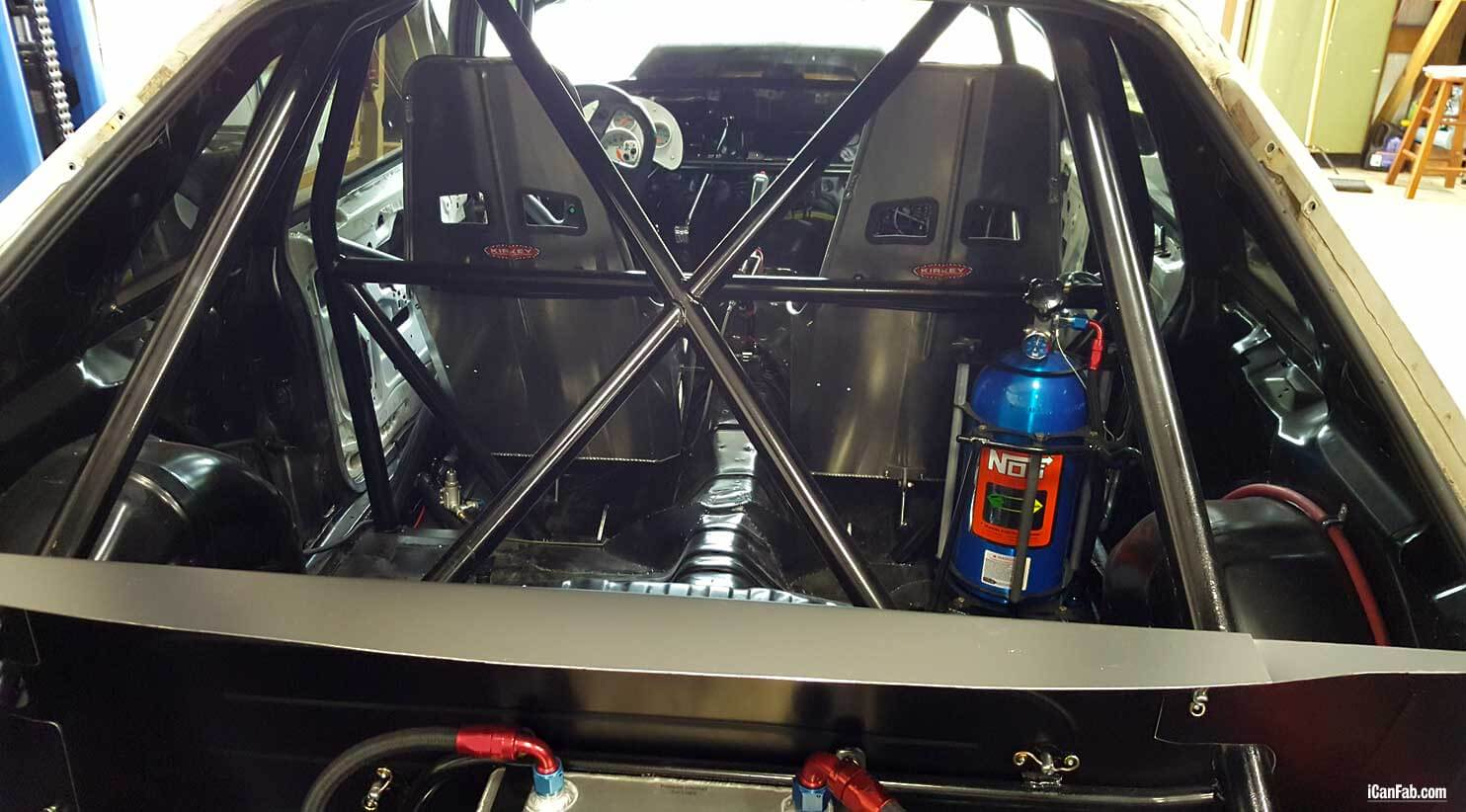 custom chassis fabrication