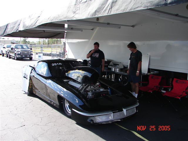 top sportsman 63 corvette for sale